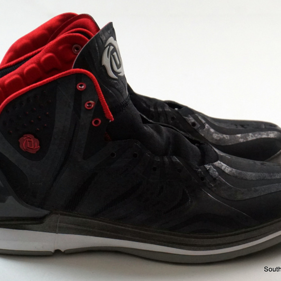 d0661a8a25cb adidas Other - Adidas D Rose 4.5 Basketball Shoes Chicagos Finest